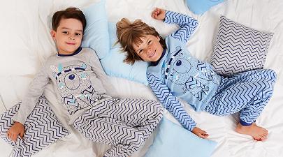 Как выбрать пижаму для ребенка