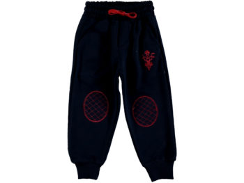 Спортивные штаны темно-синие 302775